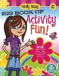 Totally Sassy Big Book of Activity Fun! (Big Book of Activity Fun)
