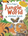 Jungle World Sticker Book