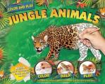 Color & Play Jungle Animals