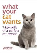 What Your Cat Wants