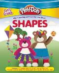 Play Doh Lets Create Shapes Where Learning & Creativity Take Shape