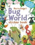 Bug World (Pledger Sticker Book)