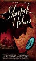 Illustrated Sherlock Holmes Two Unabridged Mysteries from Sir Arthur Conan Doyle