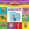Play Doh My First 100 Words Animals