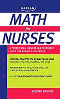 Math for Nurses A Pocket Skill Builder & Reference for Dosage Calculation 2nd Edition