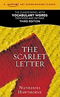 Scarlet Letter A Kaplan SAT Score...