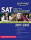 Kaplan SAT Subject Test World History