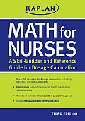 Math for Nurses