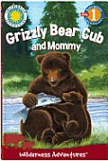 Grizzly Bear Cubs First Fish Wilderness Adventures