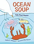 Ocean Soup: Tide-Pool Poems Cover