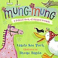 Mung-mung: A Foldout Book of Animal Sounds Cover