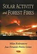 Solar Activity and Forest Fires
