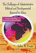 Challenges of Administrative Political and Developmental Renewal in Africa