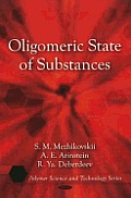 Oligomeric state of substances