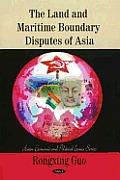 Land & Maritime Boundary Disputes of Asia