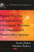 Magnetic Properties & Applications of Ferromagnetic Microwires With Amorpheous & Nanocrystalline Structure