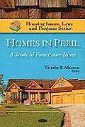 Homes in Peril