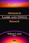 Advances in Laser and Optics Research: Volume 4