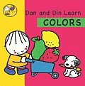 Dan and Din Learn Colors