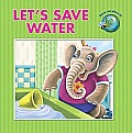 Let's Save Water