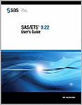 SAS/Ets 9.22 User's Guide 4 Volume Set
