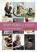 Very Fond of Food: A Year in Recipes Cover