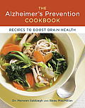 The Alzheimer's Prevention Cookbook: Recipes to Boost Brain Health