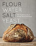 Flour Water Salt Yeast: The Fundamentals of Artisan Bread and Pizza Cover