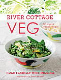 River Cottage Veg: 200 Inspired Vegetable Recipes Cover