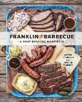 Franklin Barbecue A Meat Smoking...