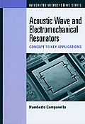 Acoustic Wave and Electromechanical Resonators: Concept to Key Applications