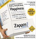 Delivering Happiness: A Path to Profits, Passion, and Purpose Cover