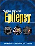 Advanced Therapy in Epilepsy