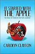 It Started with the Apple: The Role of Food in the Faith Journey