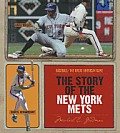 The Story of the New York Mets (Baseball: The Great American Game) Cover