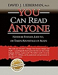 You Can Read Anyone: Never Be Fooled, Lied To, or Taken Advantage of Again (Large Print)