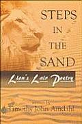 Steps in the Sand: Lion's Lair Poetry