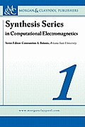 Synthesis Series in Computational Electromagnetics Volume 1 Cover