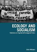 Ecology and Socialism Cover