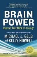 Brain Power: Improve Your Mind as You Age