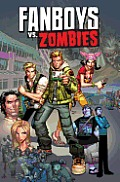 Fanboys vs. Zombies (Fanboys vs. Zombies) Cover
