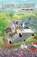 Regular Show Graphic Novels #01: Regular Show, Volume 1