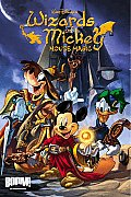Disney Wizards Of Mickey Mouse Magic