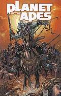 Planet of the Apes #02: Planet of the Apes: The Devil's Pawn Cover