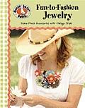 Gooseberry Patch: Fun-To-Fashion Jewelry (Leisure Arts #5146)