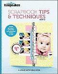 Creating Keepsakes Scrapbook Tips Techniques Book 2