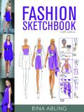 Fashion Sketchbook - With DVD (6TH 12 Edition)
