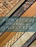 Interior Design Materials & Specifications 2nd Edition