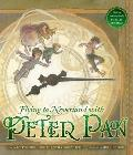 Flying to Neverland with Peter Pan Cover