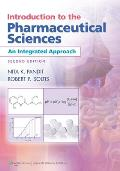 Introduction To The Pharmaceutical Sciences An Integrated Approach